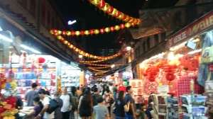 Chinatown dgn lampion2nya
